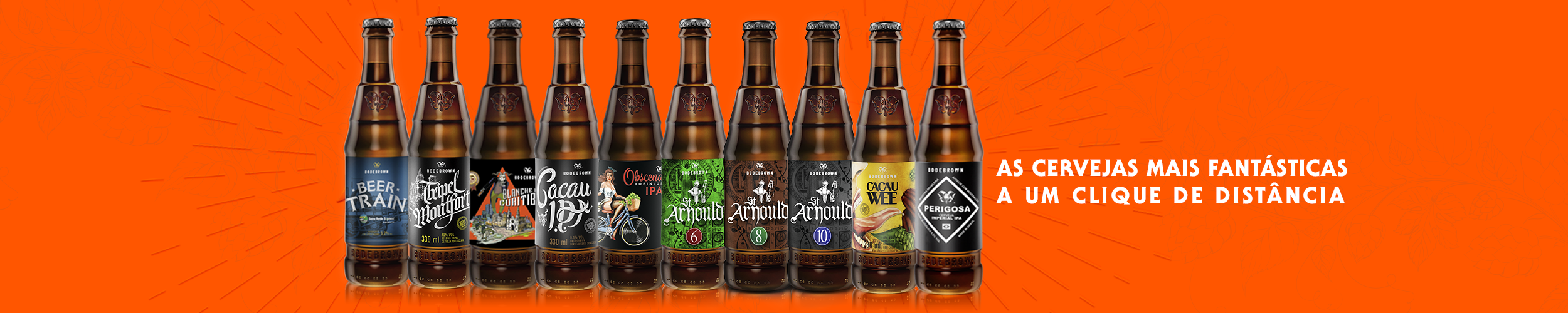 Cervejas Bodebrown
