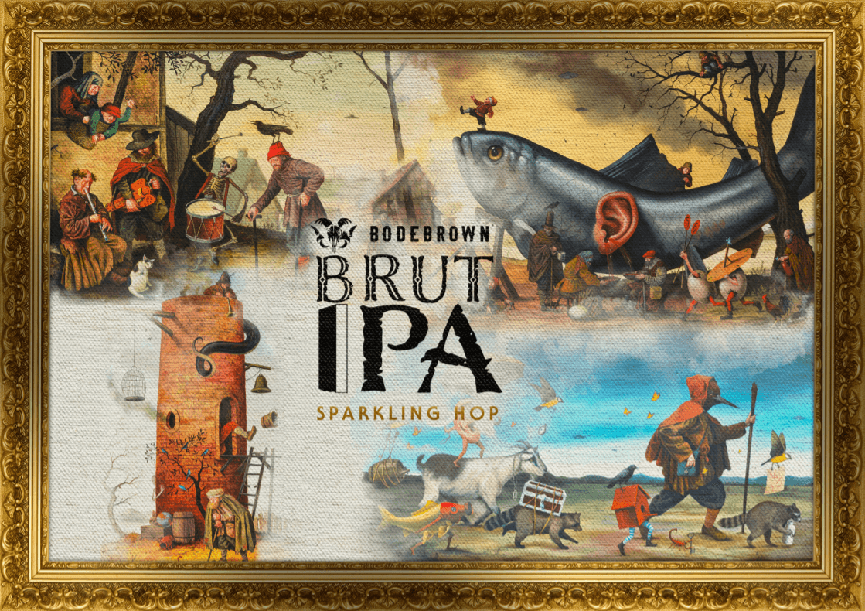 Cervejas Brut IPA