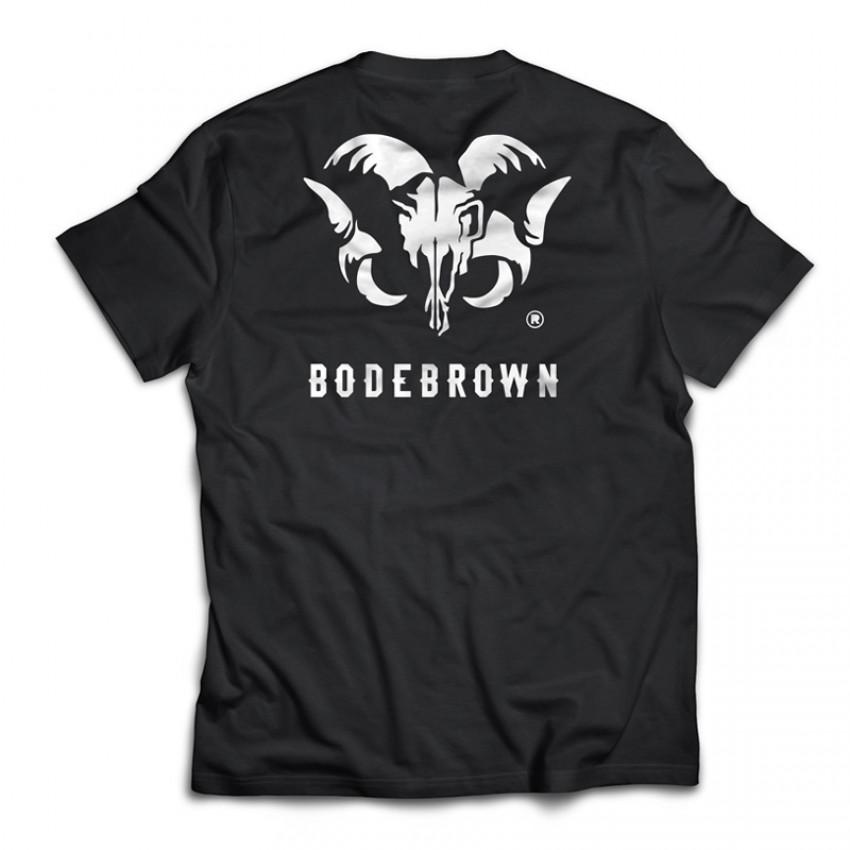 Camiseta Bodebrown Estampa nas Costas