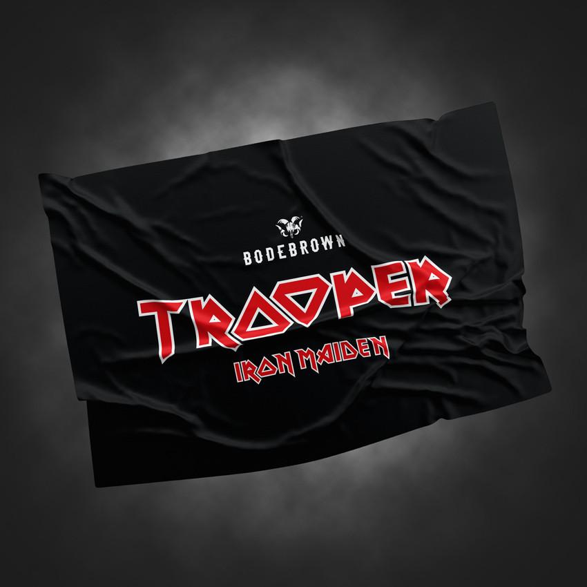 Bandeira Trooper Brasil IPA