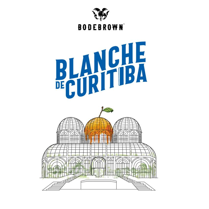 Growler 2L Blanche de Curitiba