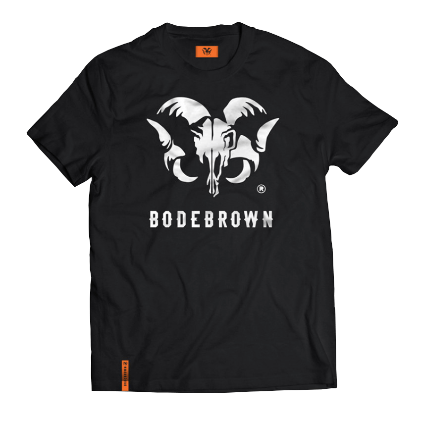 Camiseta Bodebrown Estampada na Frente