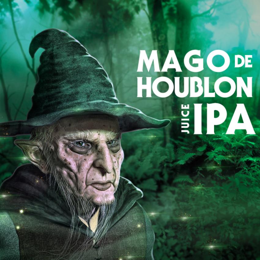 Growler 2L Mago de Houblon