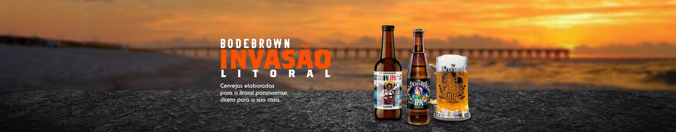 Litoral do Paraná - Bodebrown