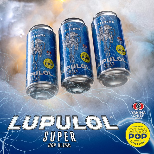 BODEBROWN LUPULOL® CRYO POP™IPL
