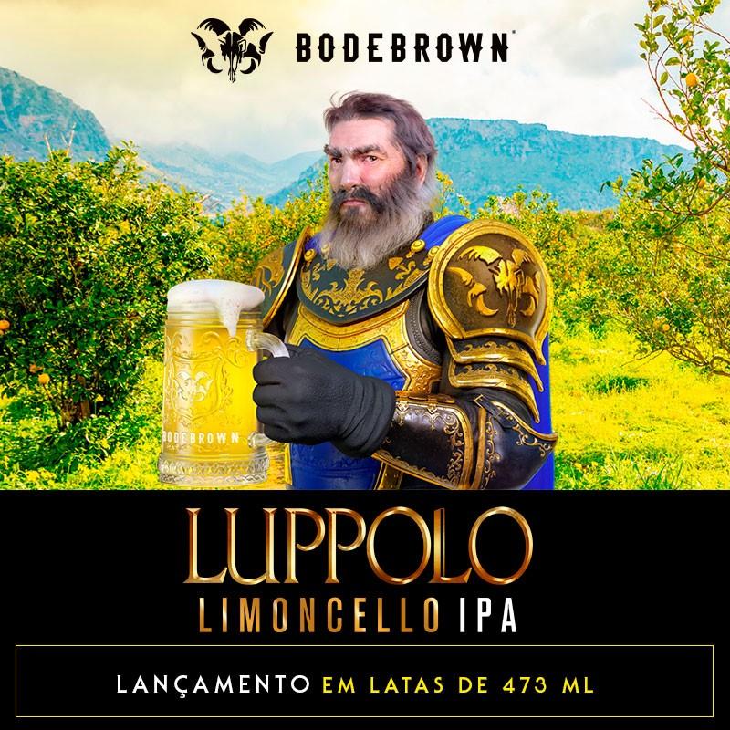 Luppolo Limoncello IPA
